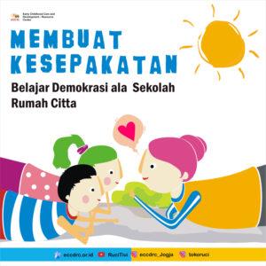 Mengenalkan demokrasi pada anak usia dini, PAUD/TK