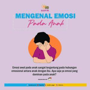 mengenal emosi anak